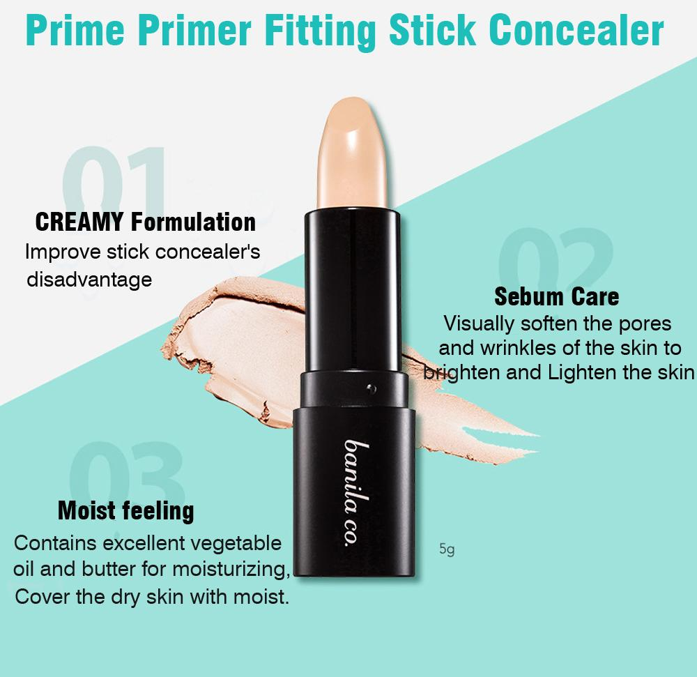 [Banila co] Prime Primer Fitting Concealer 5g에 대한 이미지 검색결과